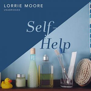 Self Help Audiobook Cover